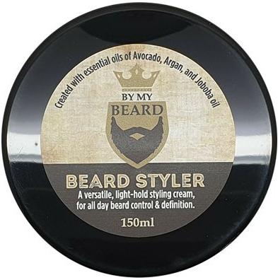 Stylingový krém na vousy - By My Beard Beard Styler Light Hold Styling Cream