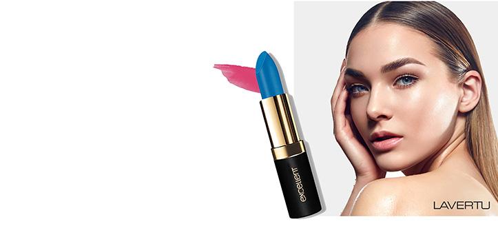 Získej rtěnku jako dárek k nákupu jakéhokoliv produktu Lavertu Cosmetics