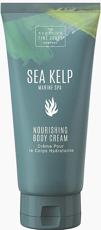 Vyživující tělový krém - Scottish Fine Soaps Sea Kelp Marine Spa Nourishing Body Cream