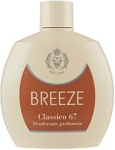 Parfémy, Parfumerie, kosmetika Breeze Classico - Parfémovaný deodorant