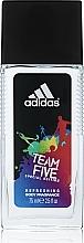 Parfémy, Parfumerie, kosmetika Adidas Team Five - Kolínská voda