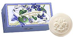 Parfémy, Parfumerie, kosmetika Dárkové mýdlo- sada Fialka - Saponificio Artigianale Fiorentino Violet (Soap/6x50g)