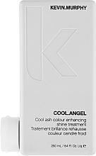 Parfémy, Parfumerie, kosmetika Tónovací balzám-pěče Pro sytějsší barvu světlých vlasů - Kevin.Murphy Cool.Angel Hair Treatment