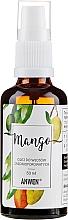 Parfémy, Parfumerie, kosmetika Olej pro středně porézní vlasy - Anwen Mango Oil For Medium-Porous Hair (sklo)