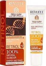 Parfémy, Parfumerie, kosmetika Sérum s retinolem na obličej - Revuele Retinol Face Smoothing Serum Moisturise Tone Hydrate Lift Firm Skin
