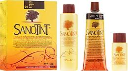 Parfémy, Parfumerie, kosmetika Rostlinná barva na vlasy - Sanotint Classic