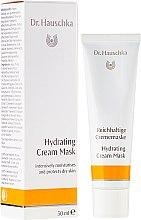 Parfémy, Parfumerie, kosmetika Hydratační krémová maska - Dr. Hauschka Hydrating Cream Mask