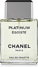 Parfémy, Parfumerie, kosmetika Chanel Egoiste Platinum - Toaletní voda
