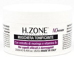 Parfémy, Parfumerie, kosmetika Tonizující maska pro poškozené vlasy - H.Zone Masque Tofiant
