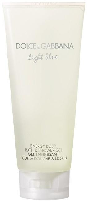 Dolce & Gabbana Light Blue - Sprchový gel — foto N2