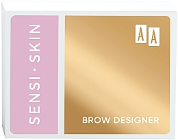 Parfémy, Parfumerie, kosmetika Sada na úpravu obočí - AA Sensi Skin Brow Designer