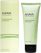 Parfémy, Parfumerie, kosmetika Revitalizující maska pro rozjasnění a vypnutí pokožky - Ahava Time to Revitalize Extreme Radiance Lifting Mask