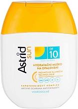 Parfémy, Parfumerie, kosmetika Hydratační opalovací mléko SPF 10 - Astrid Sun Moisturizing Suncare Milk