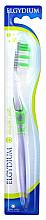 Parfémy, Parfumerie, kosmetika Zubní kartáček Inter-Active, měkký, zelený - Elgydium Inter-Active Soft Toothbrush