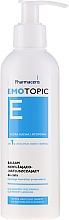 Parfémy, Parfumerie, kosmetika Hydratační balzám pro suchou a náchylnou k atopické dermatitidě plét' - Pharmaceris E Emotopic Hydrating Lipid-Replenishing Body Balm