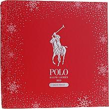 Parfémy, Parfumerie, kosmetika Ralph Lauren Polo Red - Sada (edp/125ml + edp/40ml)