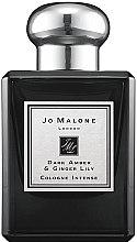 Parfémy, Parfumerie, kosmetika Jo Malone Dark Amber & Ginger Lily Intense - Kolínská voda