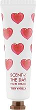 Parfémy, Parfumerie, kosmetika Krém na ruce - Tony Moly Scent Of The Day Hand Cream So Romantic