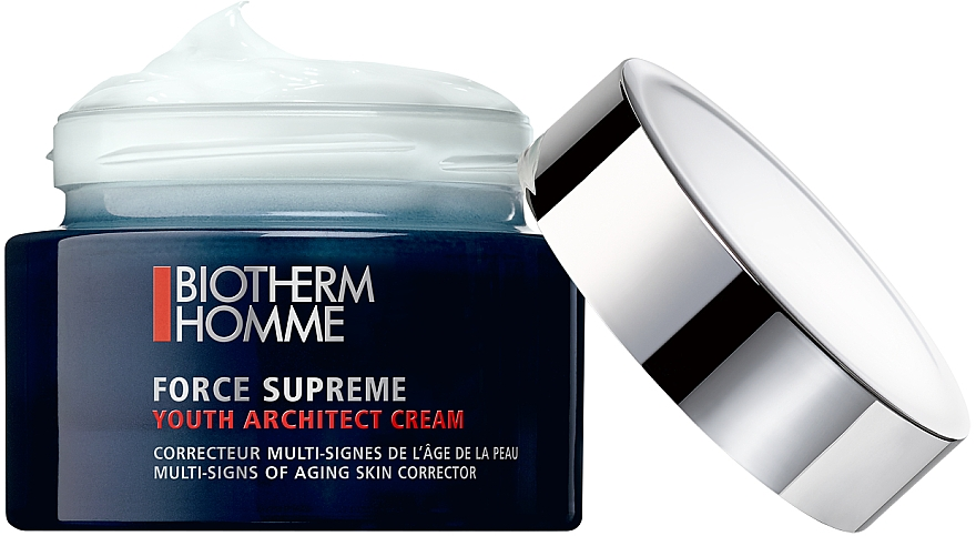 Krém proti stárnutí - Biotherm Homme Force Supreme — foto N2