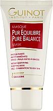 Parfémy, Parfumerie, kosmetika Hluboce čistící balanční maska - Guinot Masgue Pur Eguilibre