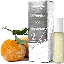 Parfémy, Parfumerie, kosmetika Hydratační sérum pro oči s hyaluronovou kyselinou a extraktem kdoule - Uoga Uoga