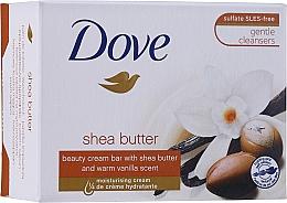 """Parfémy, Parfumerie, kosmetika Krémové mýdlo """"Objetí něhy"""" - Dove"""