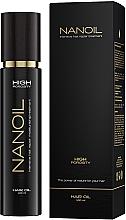 Parfémy, Parfumerie, kosmetika Olej na vlasy s vysokou pórovitostí - Nanoil Hair Oil High Porosity