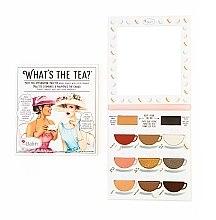 Parfémy, Parfumerie, kosmetika Paleta očních stínů - TheBalm Hot Tea