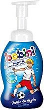 Parfémy, Parfumerie, kosmetika Pěna do koupele Super fotbalista - Bobini Baby Line Bath Foam