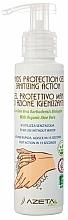 Parfémy, Parfumerie, kosmetika Antiseptický gel na ruce s aloe vera - Azeta Bio Hands Protection Gel Sanitizing Action
