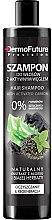 Parfémy, Parfumerie, kosmetika Šampon na vlasy s aktivním uhlím - DermoFuture Hair Shampoo With Activated Carbon