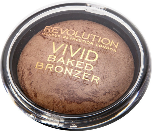 Pečený bronzer - Makeup Revolution Vivid Baked Bronzer — foto N1