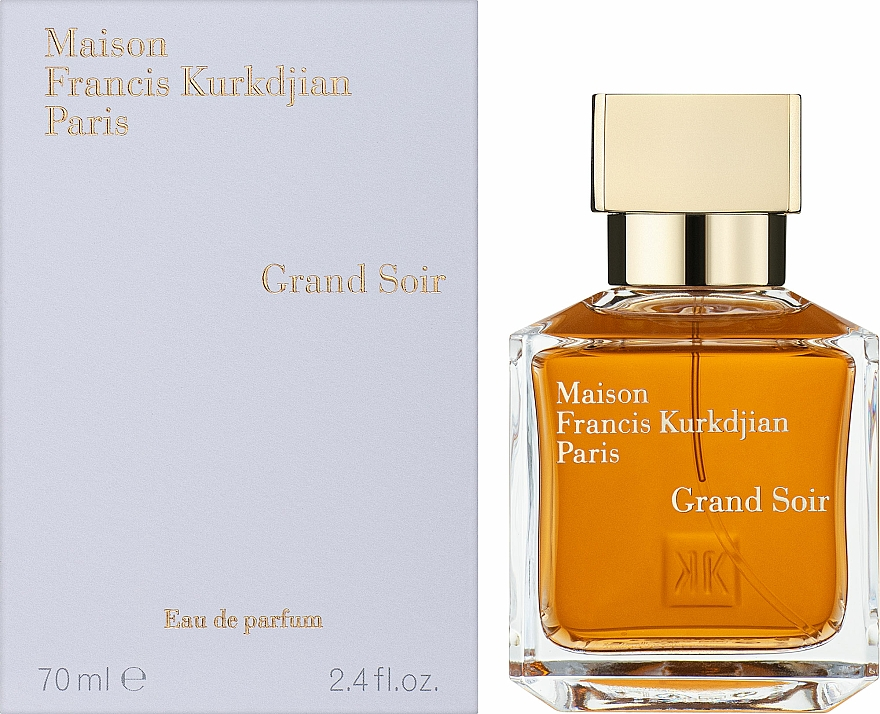Maison Francis Kurkdjian Grand Soir - Parfémovaná voda — foto N2