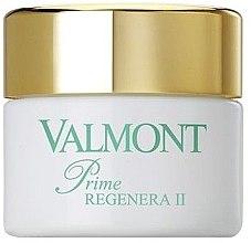 Parfémy, Parfumerie, kosmetika Buněčný superobnovující výživný krém Prime Regenera II - Valmont Creme Cellulaire Superstructurante Nourrissante