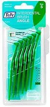 Parfémy, Parfumerie, kosmetika Mezizubní kartáčky - TePe Interdental Brushes Angle Green 0,8mm