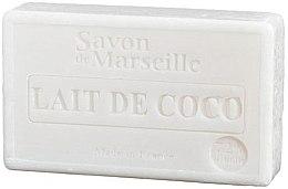 Parfémy, Parfumerie, kosmetika Přírodní mýdlo Kokosové mléko - Le Chatelard 1802 Soap Coconut Milk