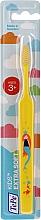 Parfémy, Parfumerie, kosmetika Dětský zubní kartáček od 3 let, žlutý - TePe Kids Extra Soft
