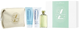 Parfémy, Parfumerie, kosmetika Lancaster Eau de Lancaster - Sada (edt/125ml + b/lot/200ml + sh/gel/200ml + bag)