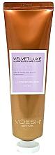 Parfémy, Parfumerie, kosmetika Zjemňující krém na tělo a ruce s levandulí - Voesh Velvet Luxe Lavender Soothe Vegan Body&Hand Creme