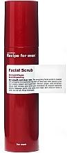 Parfémy, Parfumerie, kosmetika Osvěžující pleťový peeling - Recipe For Men Facial Scrub