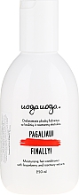 Parfémy, Parfumerie, kosmetika Hydratační kondicionér na vlasy s brusinkou a rozmarýnem - Uoga Uoga Moisturising Hair Conditioner