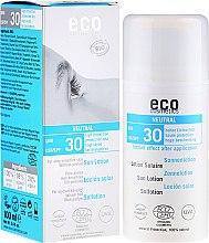 Parfémy, Parfumerie, kosmetika Opalovací lotion bez vůně - Eco Cosmetics Sun Lotion SPF 30