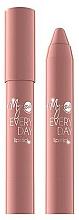 Parfémy, Parfumerie, kosmetika Krémová rtěnka na každý den - Bell My Everyday Lipstick