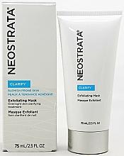 Parfémy, Parfumerie, kosmetika Noční gelová pleťová maska - Neostrata Clarify Exfoliating Mask