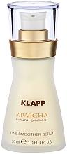 Parfémy, Parfumerie, kosmetika Sérum proti vráskám - Klapp Kiwicha Line Smoother Serum