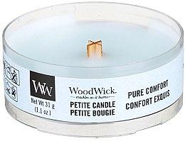 Parfémy, Parfumerie, kosmetika Aromatická svíčka ve sklenici - Woodwick Petite Candle Pure Comfort