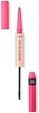Parfémy, Parfumerie, kosmetika Tužka a gel na obočí - Tarte Cosmetics Sketch & Set™ Brow Pencil & Tinted Gel