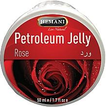 Parfémy, Parfumerie, kosmetika Vazelína s růží - Hemani Petroleum Jelly With Rose
