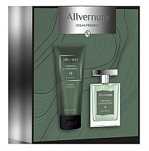 Parfémy, Parfumerie, kosmetika Allvernum Cardamom & Sandalwood - Sada (edp/100ml + sh/gel/200ml)