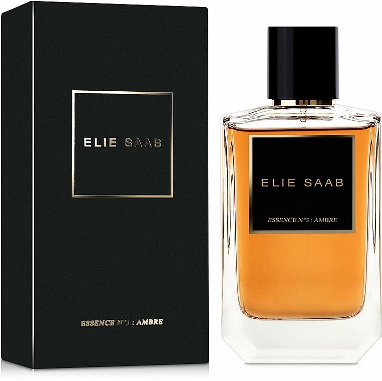 Elie Saab Essence No 3 Ambre - Parfémovaná voda — foto N2